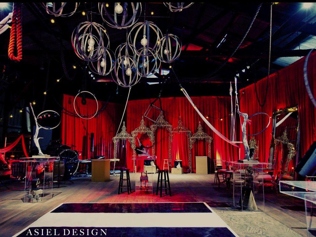 Decoration Fete Cirque