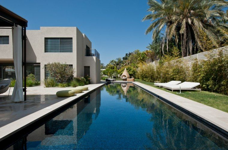 La villa moderne luxe - 62 exemples design par Smadar Studio | Villas