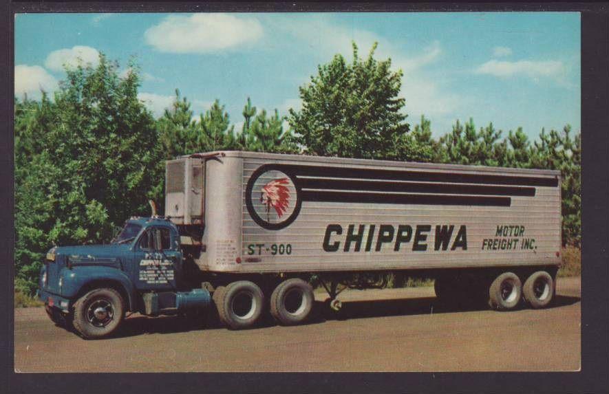 Ertl Mack B Chippewa Motor Freight Eau Claire Wi Mack