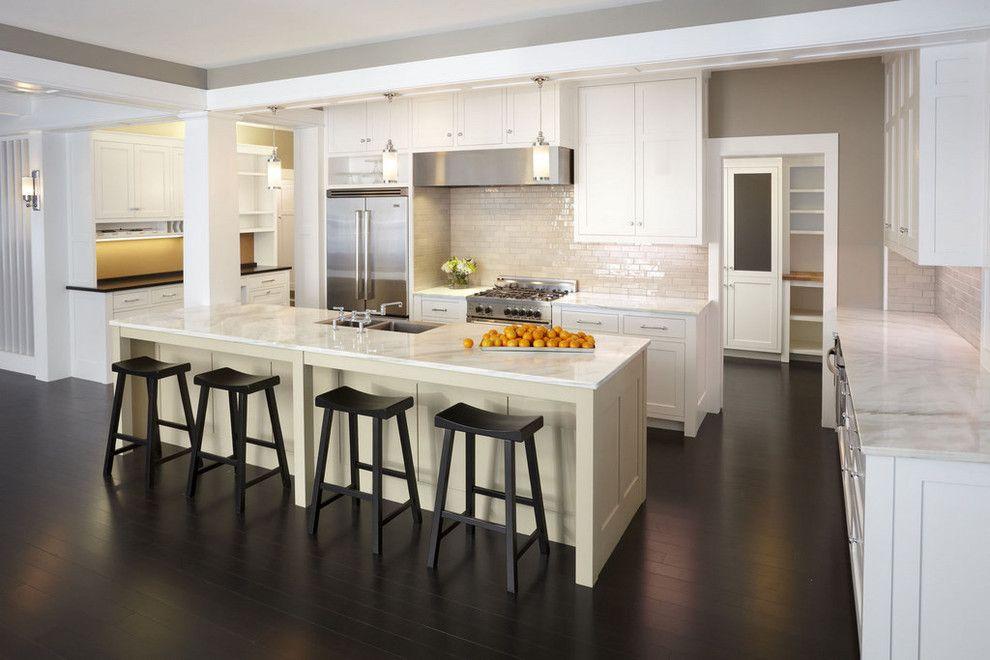 Tyrol Hills Residence - contemporary - kitchen - minneapolis - TEA2