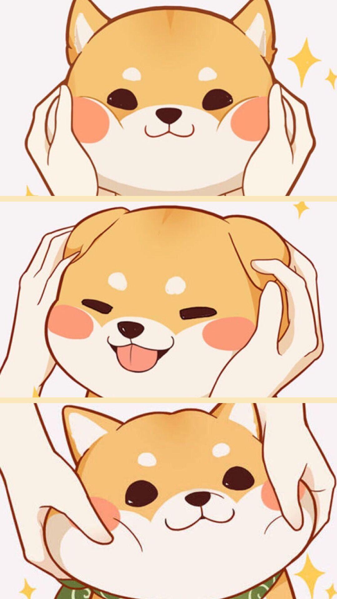 Corgi Wallpaper Corgi Wallpaper Corgi Wallpaper Iphone Cute Dog Cartoon