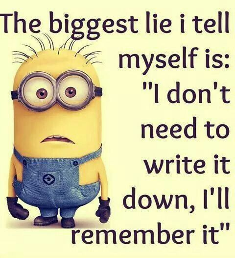 Awesome The Biggest Lie I Tell Myself   Funny Minions Quotes Amazing Ideas