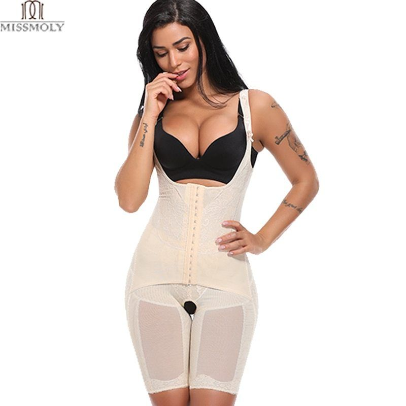 c0459254a0 Miss Moly Full Body Shaper Invisible Butt Lifter Corset Push Up Recovery Shapewear  Modeling Belt Women Tummy... original Price( ) 19.39sale Price( ) 12.6