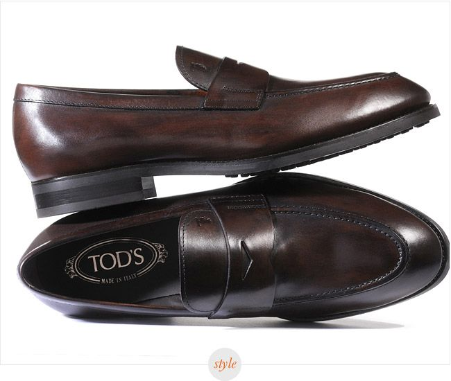 Style Pick: Tod's Greg Moccasin