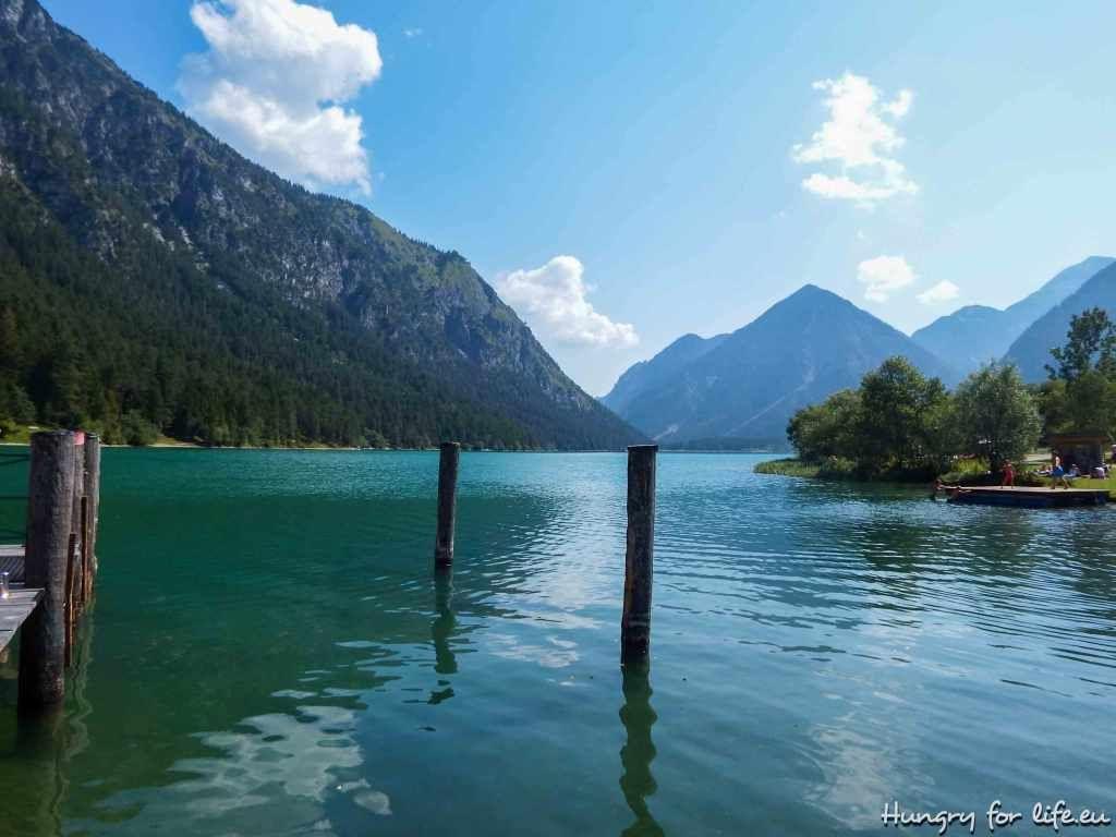 Обои австрия, alps, тироль, austria, tirol, Lake plansee, озеро планзее. Пейзажи foto 7
