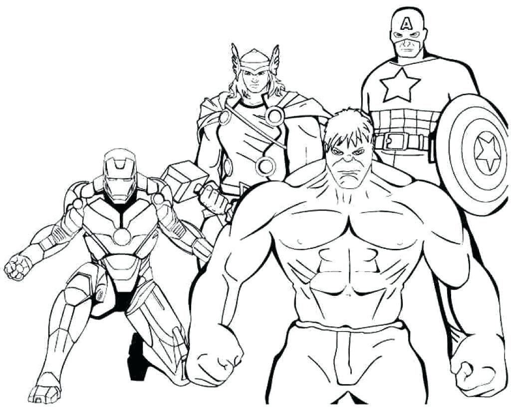 Amazing Superhero Coloring Pages Ideas | Superhero ...
