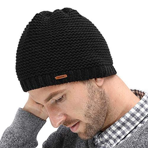 00356a3f4c7 Amazing offer on LETHMIK Winter Skull Waffle Beanie