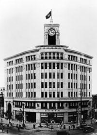 和光と時計塔の歴史 銀座 和光 塔 歴史 時計
