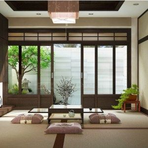 Soothing Japanese Living Room Ideas  Living Roomnovehome Captivating Japanese Living Room Inspiration