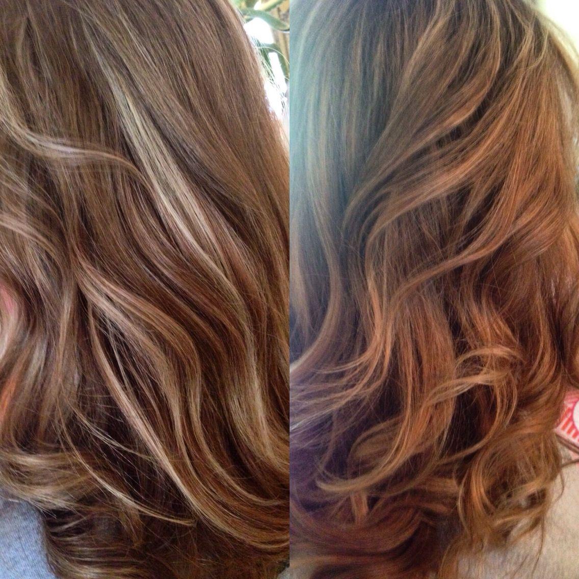 Dimensional color hair by Kayla Adams Long hair styles