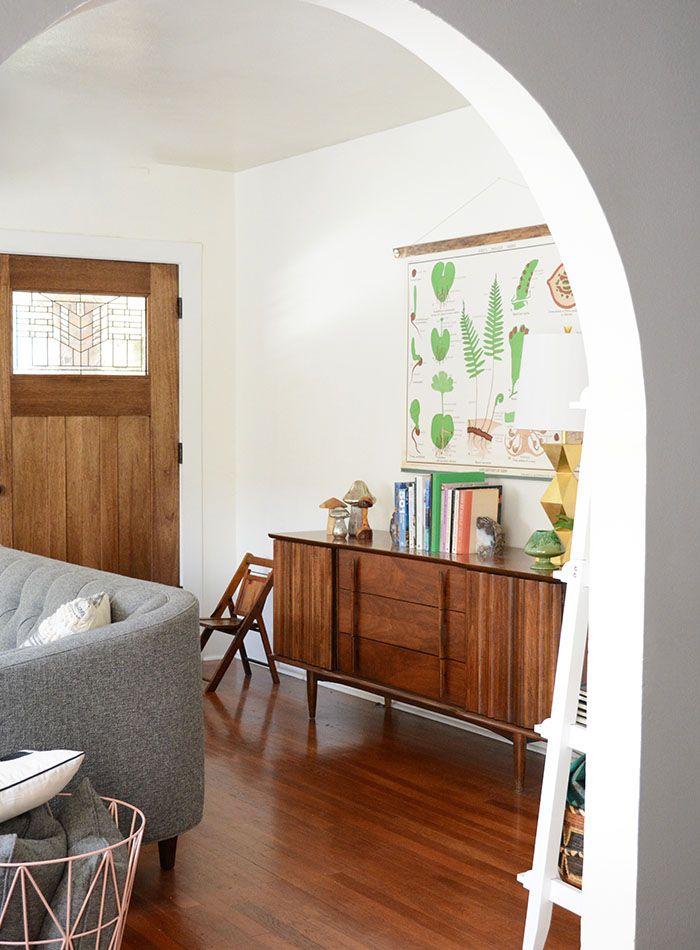 Hitting Refresh On A 1920s Era Bungalow Bungalow Living Rooms Bungalow Decor Bungalow Interiors