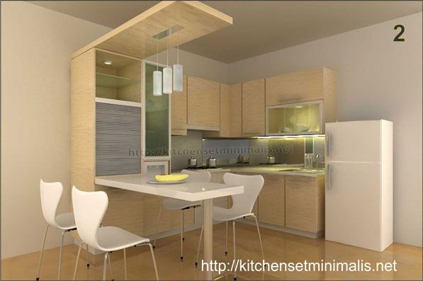 Kitchen set minimalis jual kitchen set minimalis my for Design kitchen set minimalis