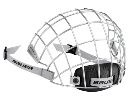 Bauer 5100 Hockey Facemask Www Jerryshockey Com With Images Face Mask Bauer Helmet