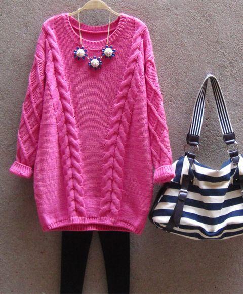 женский свитер для беременных Fengshuiblogru вязание