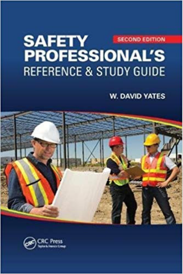 Safety Professionals Reference & Study Guide Ad Time is