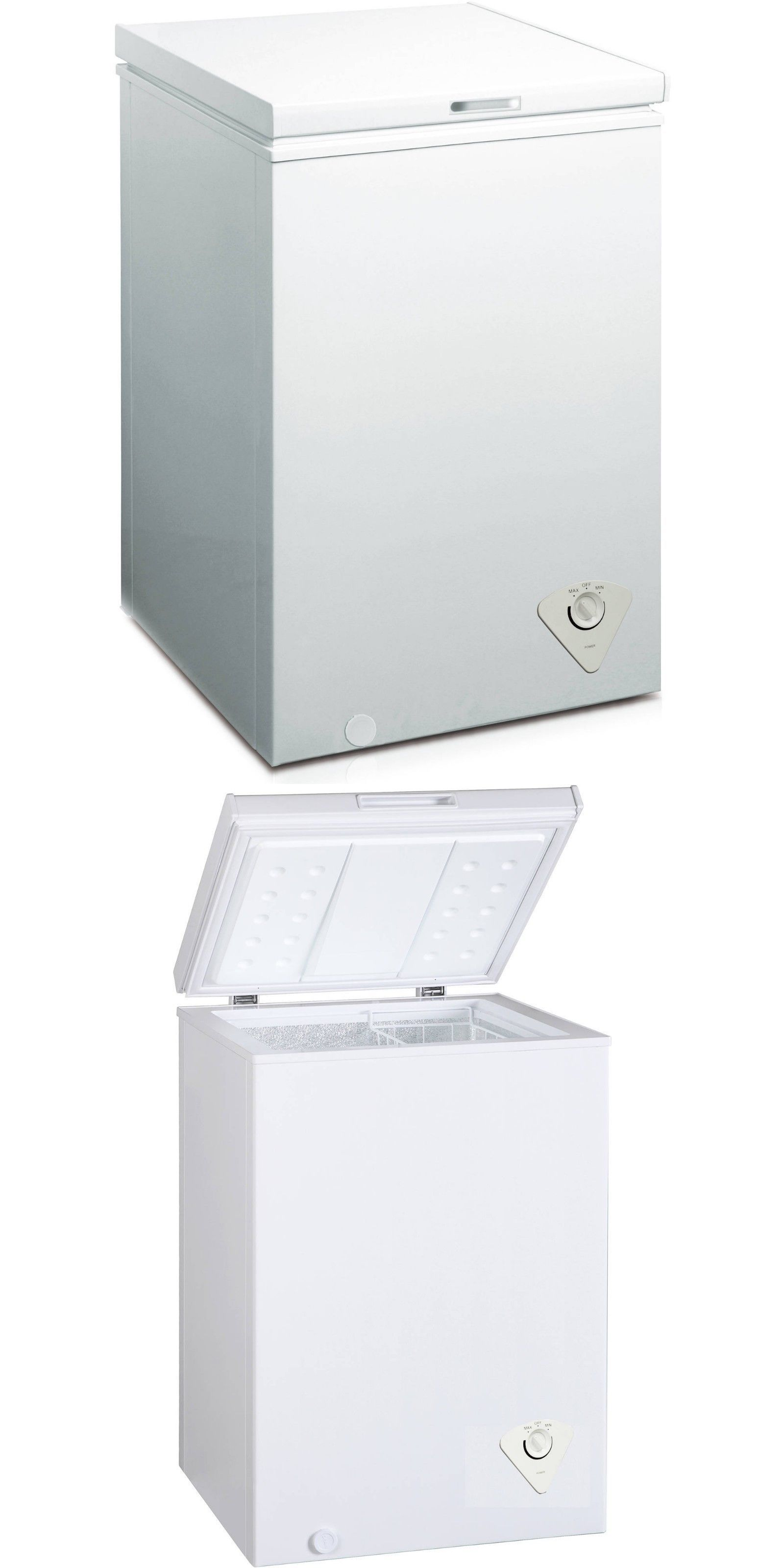 Upright and chest freezers 71260 35 cu ft chest dorm