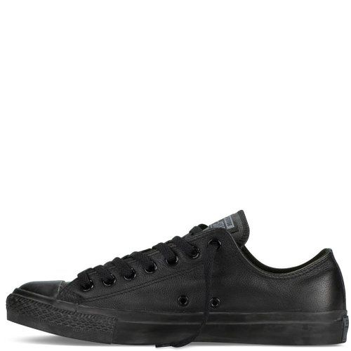 Amazon.com: Converse Leather Chuck Taylor All Star Shoes (1T865) Low Top
