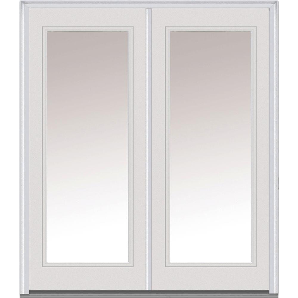 Mmi Door 72 In X 80 In Classic Right Hand Inswing Full Lite