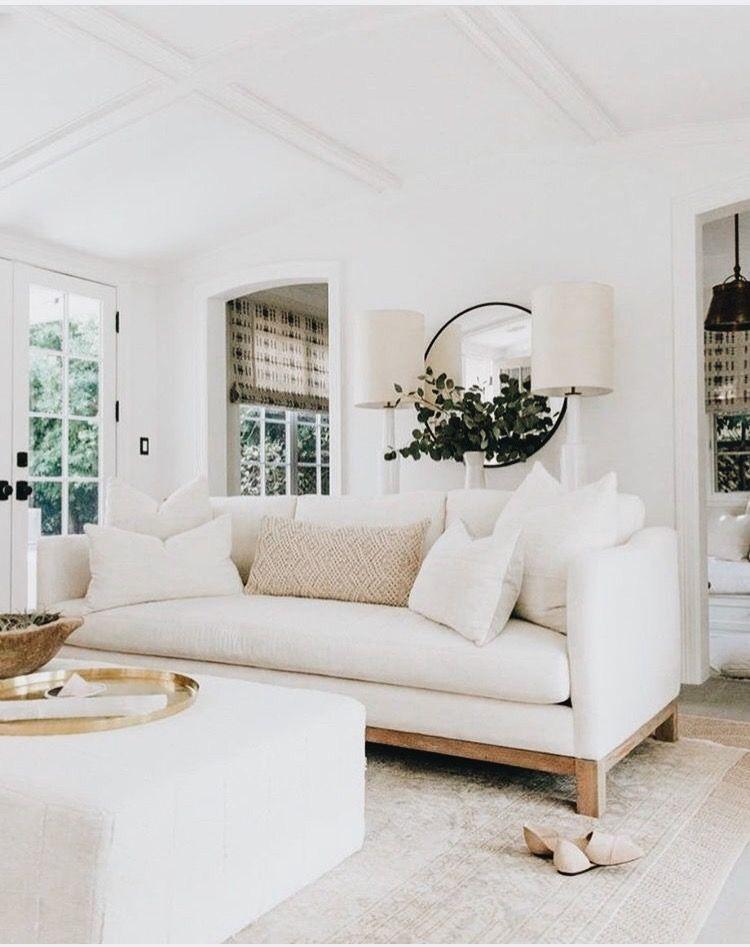 Wohnung Einrichten, Einrichten Und Wohnen, Neue Wohnung, Schöne Zuhause,  Wohnzimmer, Rund Ums Haus, Weiße Wohnzimmer, Wohnräume, Weiße Zimmer