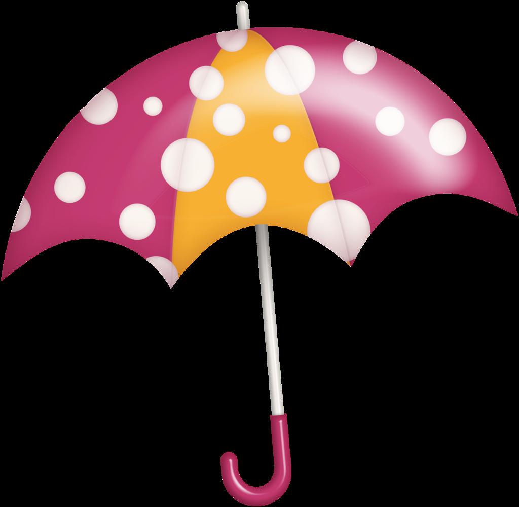 Pink Umbrella Clip Art CH.B * * Sunshi...