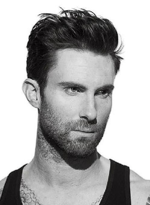 The Fittest Celebrity Bodies Of 2014: Pin On Adam Levine