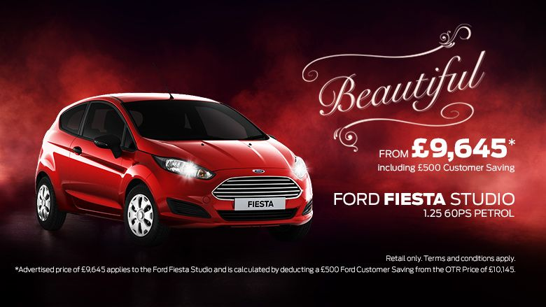 Promotions Ford Uk Ford Ford Fiesta Petrol