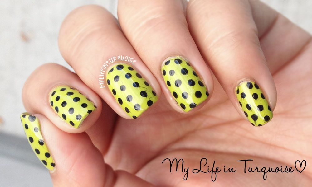 Spotty and cute