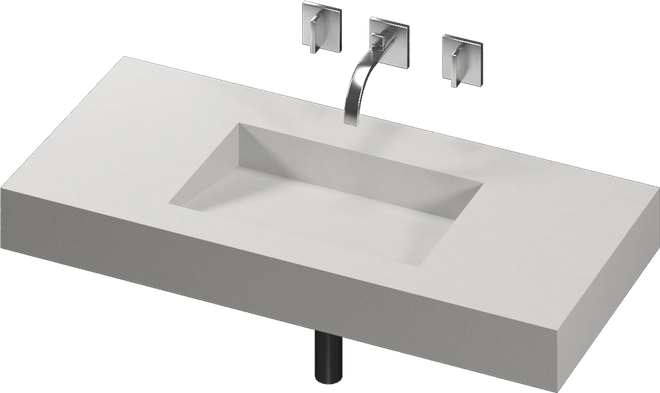 Bathroom Basins Unique Tailormade Designs Cosentino Wash Basin Silestone Modern Bathroom Vanity