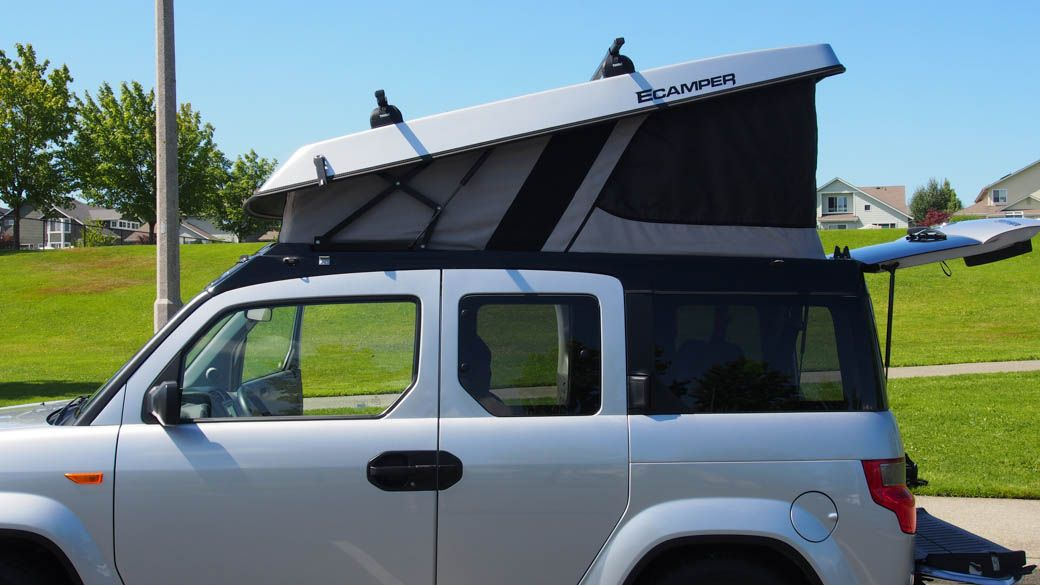 Selling my Ec&er - Honda Element Owners Club Forum : honda element pop up tent - memphite.com