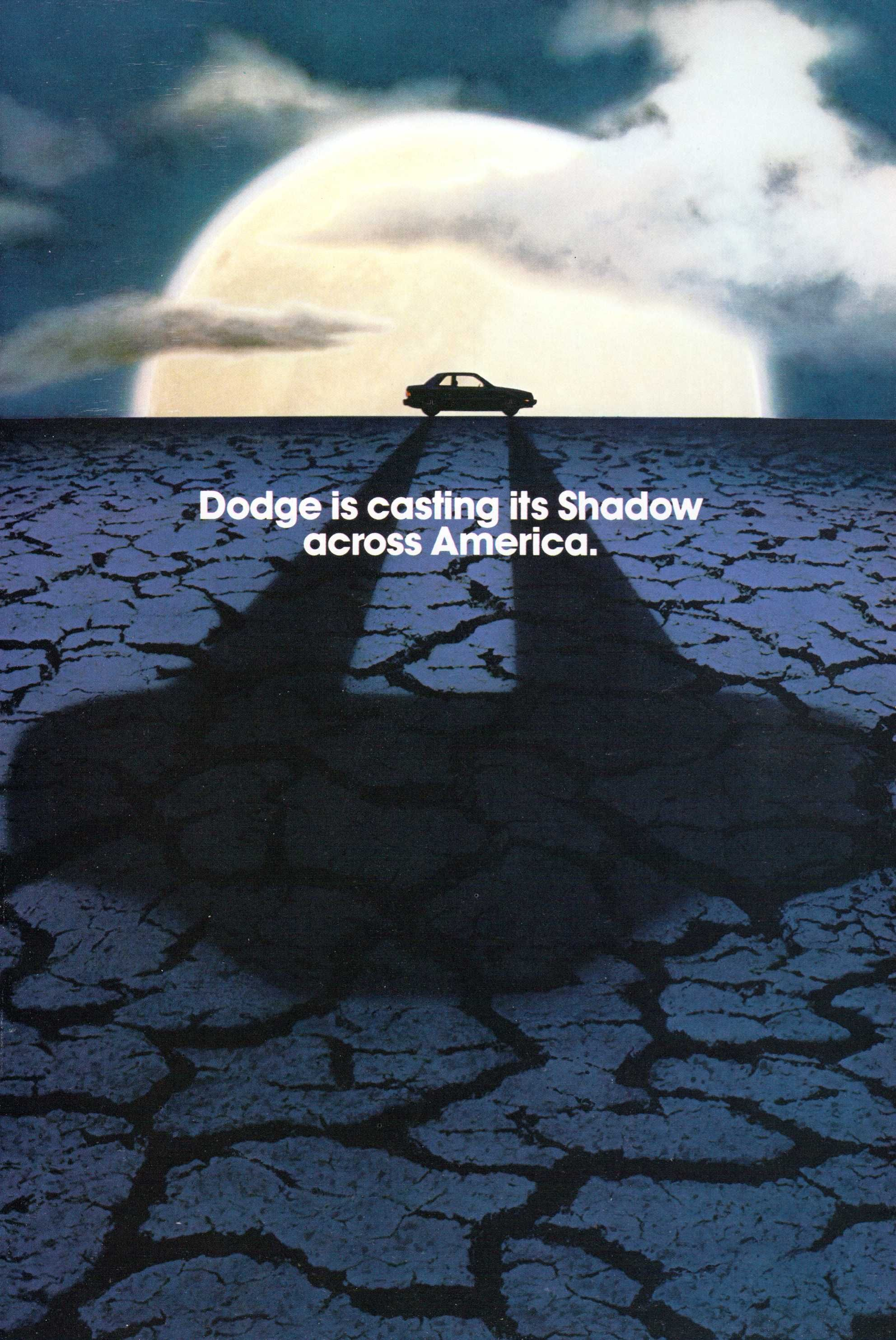 1986 dodge shadow ad 2 from national geographic november