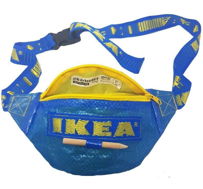 The Ikea Gürteltasche Tasche Halter Fest Urban Fashion Fanny Pack Streetwear