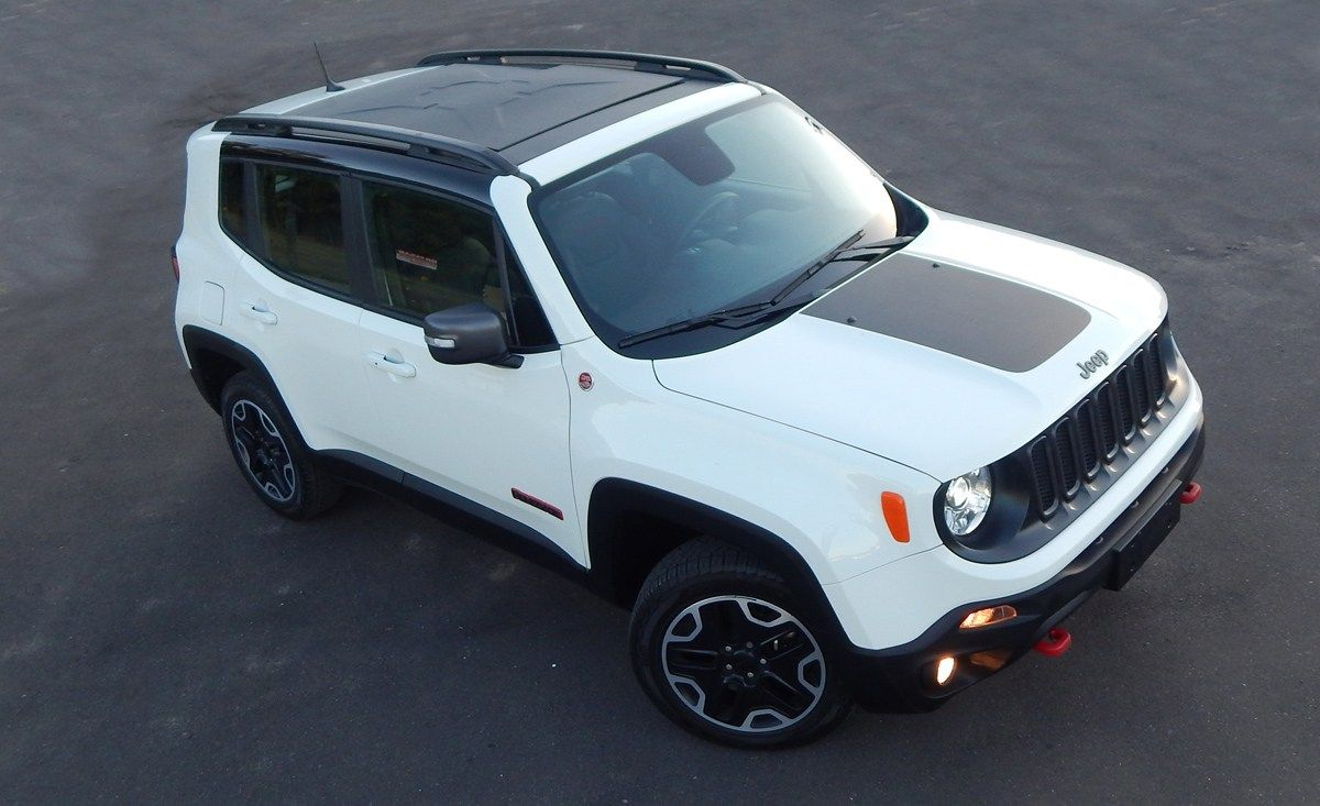 En El Garage De Autoblog Jeep Renegade Trailhawk Jeep Renegade