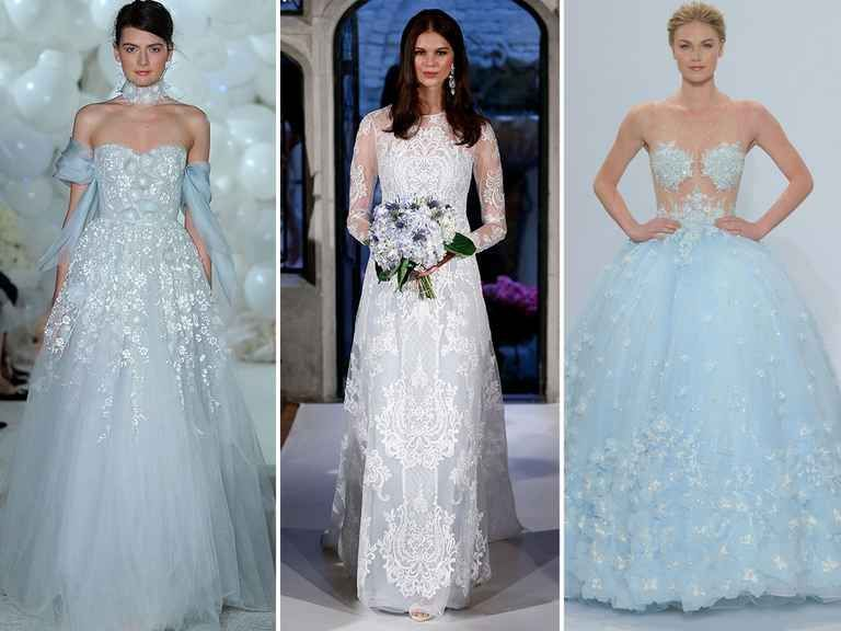 Top Wedding Dress Trends From Spring 2018 Bridal Fashion Week ...