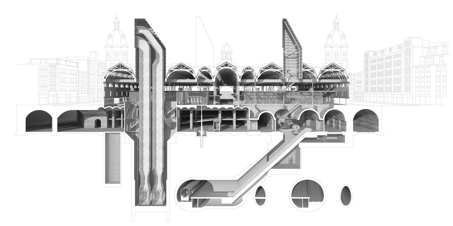 Gallery of World Architecture Festival Announces Winners of the 2018 Drawing Prize - 15