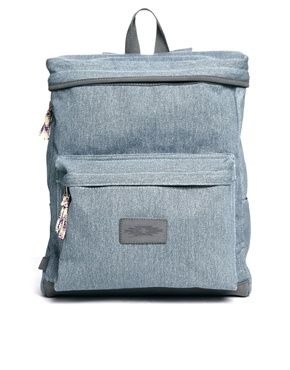 ASOS Square Backpack