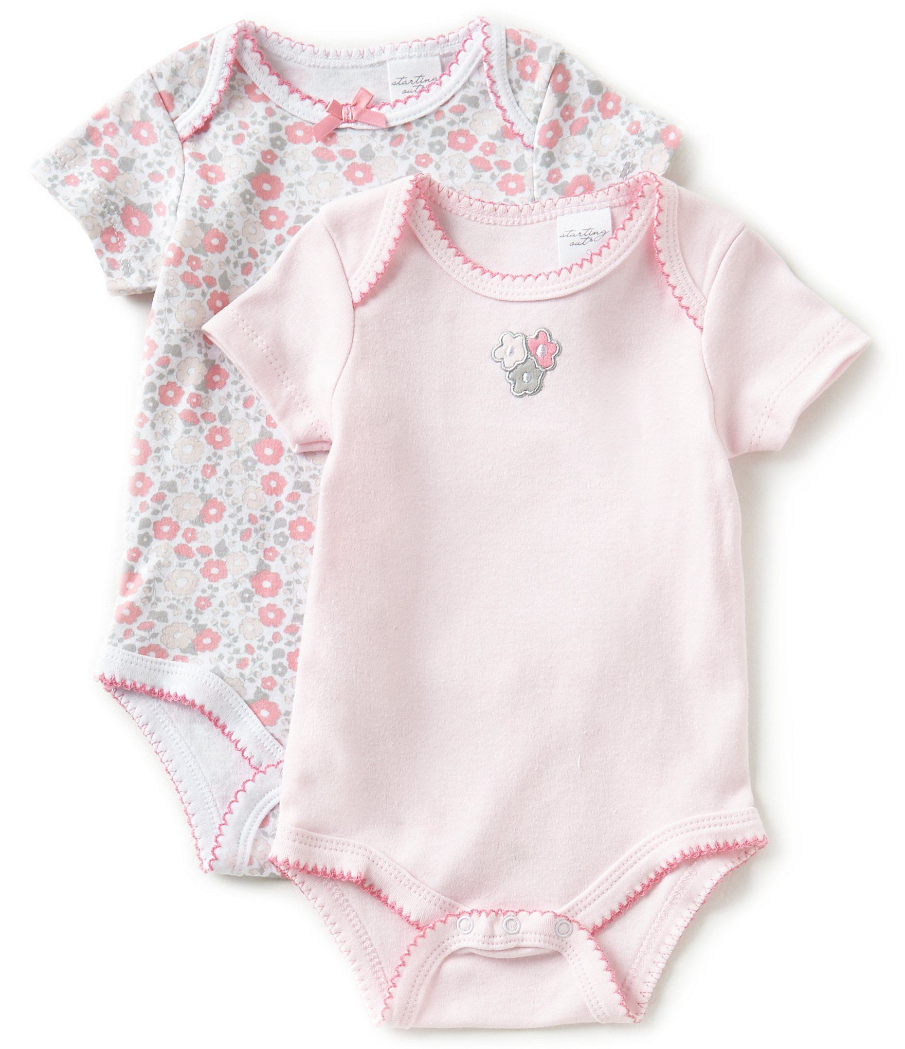 Shop for Starting Out Baby Girls Newborn 6 Months Floral Short