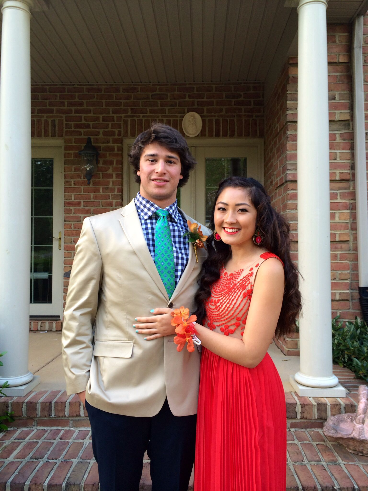 complimenting each other's colors | PRAAAAAHM!! | Pinterest