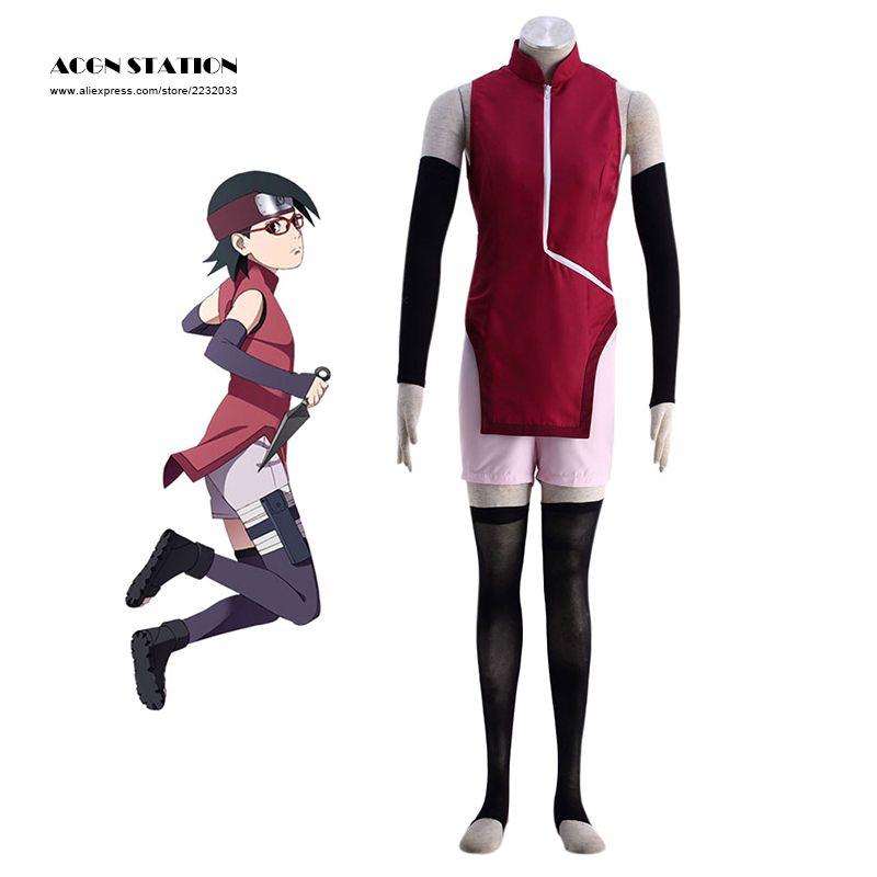 Click to Buy \u003c\u003c 2016 Customized BORUTO -NARUTO THE MOVIE- Uchiha - halloween costume ideas for women 2016