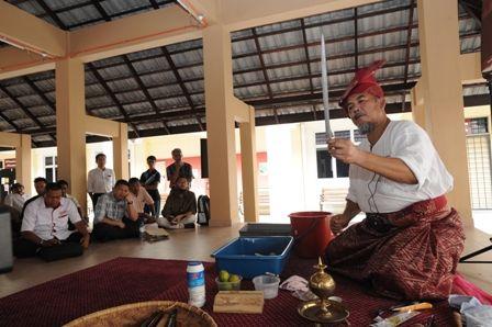 UPM students organize workshop on Malay kris, Hang Tuah