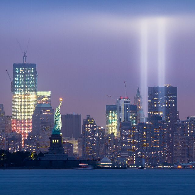 September 11 2011 The 2011 Tribute In Light In 2019 Tribute In