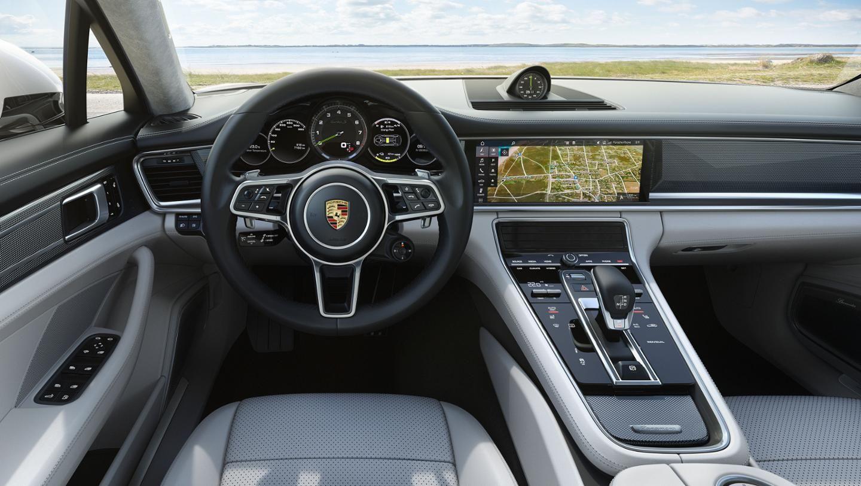 Pin En Panamera Turbo S E Hybrid Sport Turismo