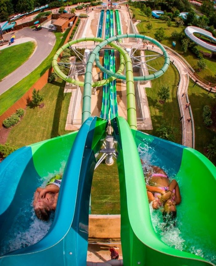 Waterparks In Virginia Are Pure Bliss