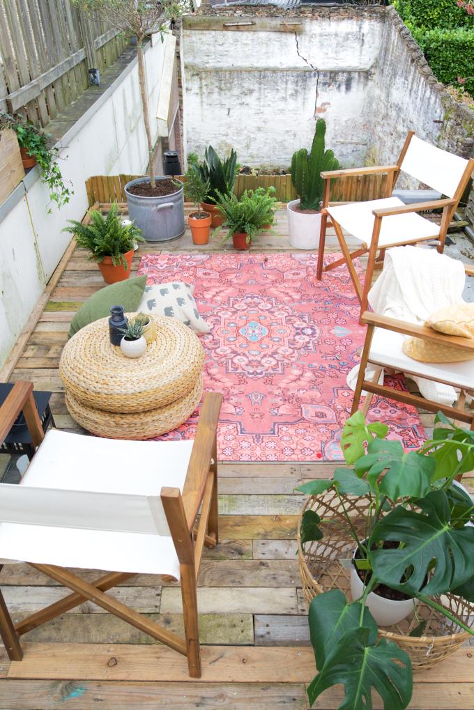 Pin de iola en terrazas pinterest patio y jardin for Jardin al aire libre de madera deco
