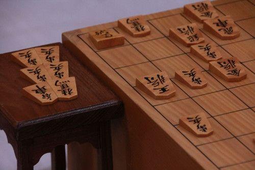 夕食休憩時の関西将棋会館