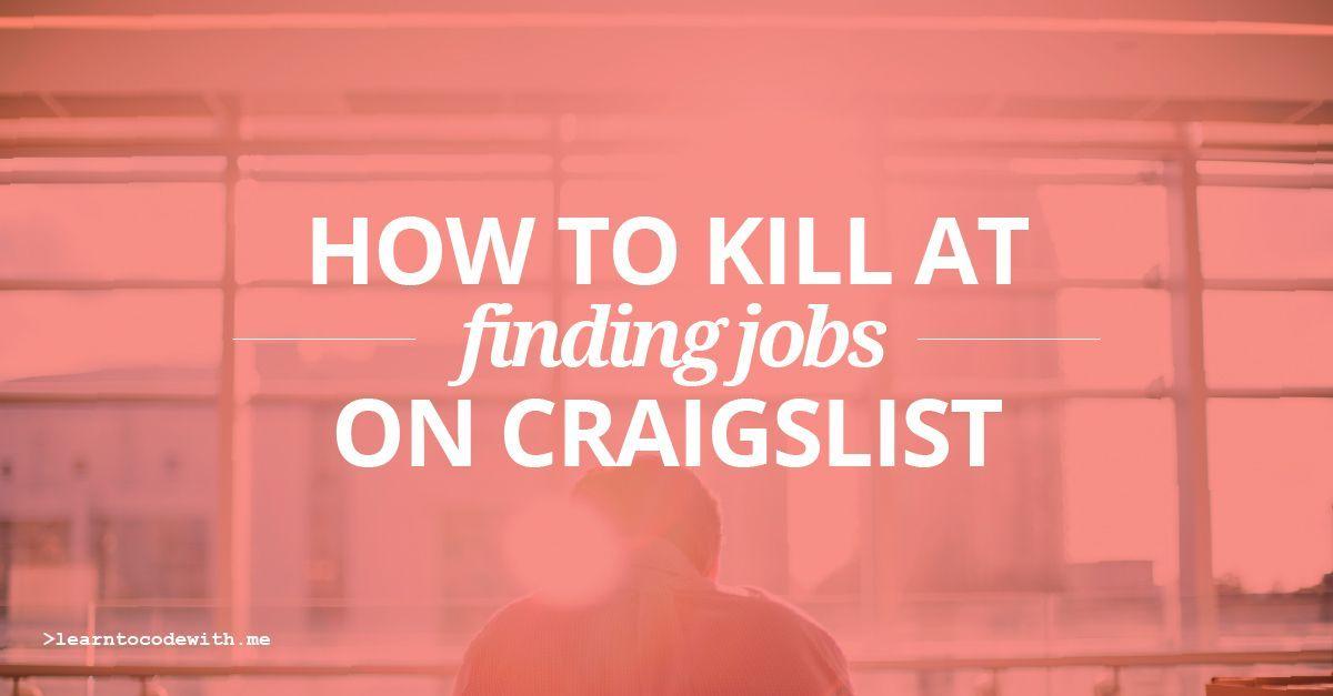 Full Time Jobs Near Me Craigslist - DECRAIGS