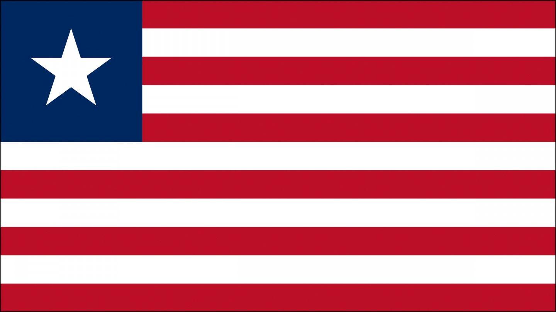 LIBERIA. La bandera de Liberia es parecida a la de Estados Unidos ...