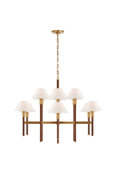 Radford Large Two Tier Chandelier Chandelier Ceiling Fixtures Ceiling Lights