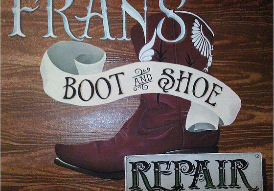 Fran's Boot and Shoe Repair