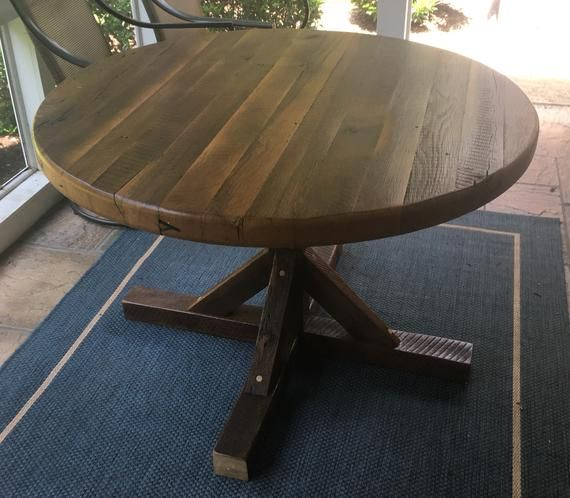 Kitchen Table Circle 48 Inch Round Dining