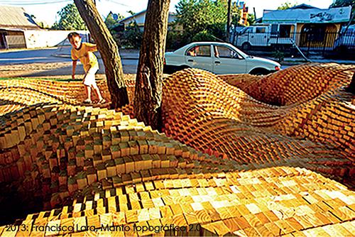 Proyecto Título Universidad de Talca, arquitectura de manto.